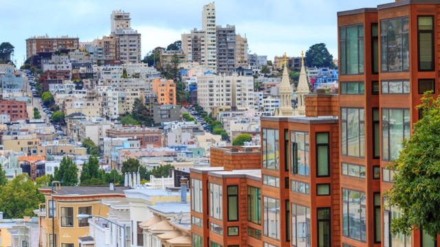 San Fran Apartments